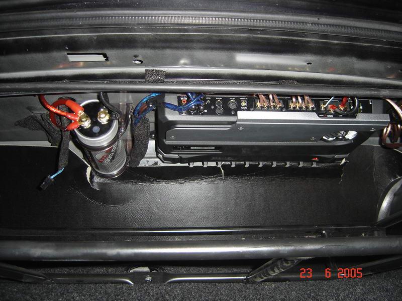 ...7. 6. 5. 4. 3. 2. 1. Установка Аудио/Видео системы на автомобиль Автомобильный усилитель звука.
