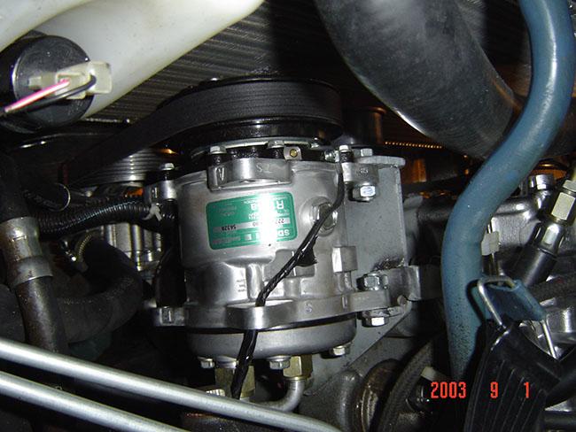 Установка кондиционера своими руками на bmw двигатель м40